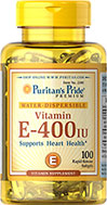 Water-Dispersible Vitamin E-400  IU