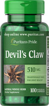 Devil's Claw 510 mg