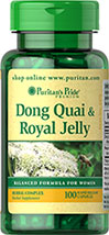 Dong Quai & Royal Jelly