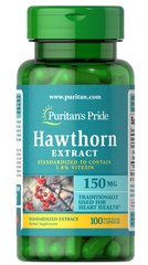 Hawthorn Standardized Extract 150 mg