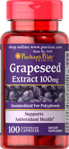 Grapeseed Extract 100 mg