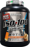 ISO-100 Protein Gourmet Orange Dreamsicle