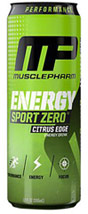 Energy Sport Zero Citrus Edge