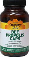 Bee Propolis Caps 500 mg