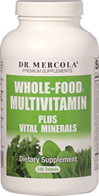 Whole-Food Multivitamin plus Vital Minerals