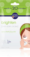 brighten Under Eye Gel Masks