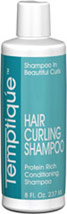 Hair Curling Shampoo