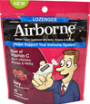 Airborne Immune Support Blast of Vitamin C Lozenges