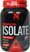 Monster Whey Isolate Chocolate