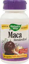 Maca Standardized 350 mg