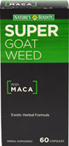 Super Goat Weed 500 mg with Maca 75 mg