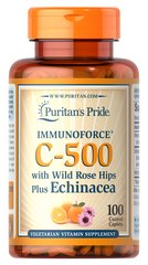 Vitamin C-500 with Rose Hips & Echinacea