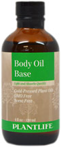 Body Oil Base