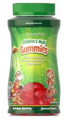 Children's Multivitamins & Mineral Gummies
