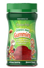 Children's Multivitamins & Minerals Gummies