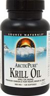 ArcticPure® Krill Oil 500mg