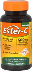 Ester-C® with Citrus Bioflavonoids 500 mg