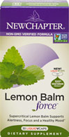 Lemon Balm Force
