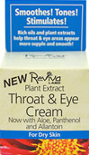 Throat and Eye Cream