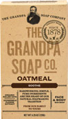 Soothe Oatmeal Bar Soap