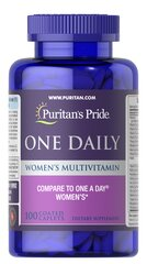 One Daily Women's Multivitamin