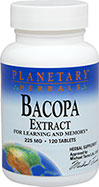 Bacopa Extract 225 mg