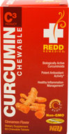 Curcumin C3 Reduct® 100 mg Chewables Cinnamon Flavor