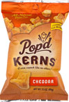Cheddar Pop'd Kerns - 12 Bags