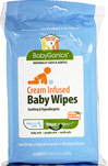 Thick N' Kleen Cream Infused Baby Wipes