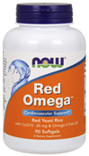 Red Omega™ Red Yeast Rice with Co Q10 & Omega-3 Fish Oil