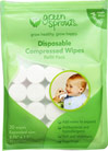 Disposable Compressed Wipe Refill