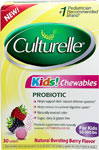 Culturelle® Kids! Probiotic Chewables