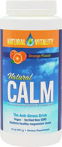 Natural Calm Orange Flavor