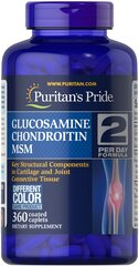 Triple Strength Glucosamine, Chondroitin & MSM Joint Soother®