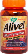 Alive Adult Multi Gummy