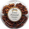 Fancy Almond Sampler Gift Tray