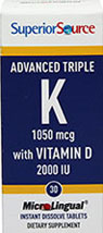 Advanced Triple K with Vitamin D