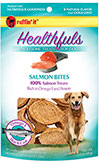 Healthfuls Wholesome Treats for Dogs Salmon Bites