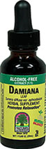 Damiana Leaf Alcohol Free Extract