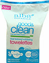 Good & Clean™ Dual Texture Exfoliating Towelettes