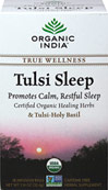 Organic Sleep Tulsi Tea
