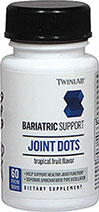 Joint Dots Undenatured Type II Collagen