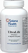 UltraLife™ Multivitamin- Probiotic and Digestive Enzymes