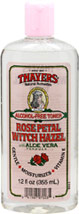 Thayers® Rose Petal Witch Hazel with Aloe Vera Toner