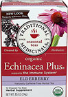 Organic Echinacea Elderberry Tea