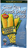 Crunch Dried Sweet Corn