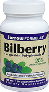 Bilberry 80 mg + Grapeskin Polyphenols