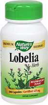 Lobelia Herb 425 mg