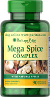 Mega Spice Complex with Natural Spices