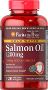 Salmon Oil 1200mg